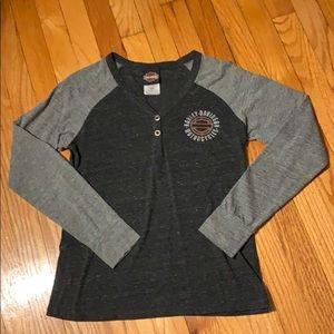 Harley Davidson Long Sleeve Shirt
